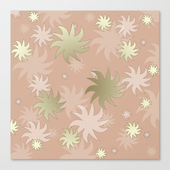 CHRISTMAS STARS 05 Canvas Print