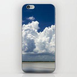Clouds iPhone Skin