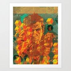 Deckard Art Print