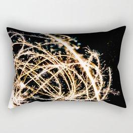 Rainbow Flare Rectangular Pillow