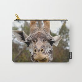Masai Giraffee Carry-All Pouch