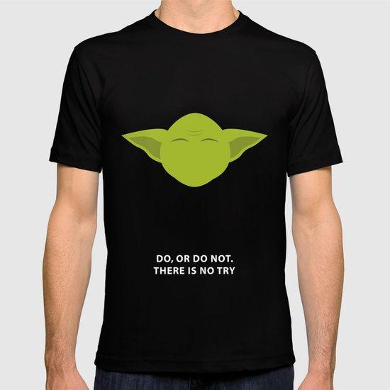 Star Wars Minimalism - Yoda T-shirt