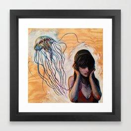 Don't be Jelly of my Jam Framed Art Print