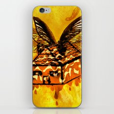 Maple House Fly iPhone & iPod Skin
