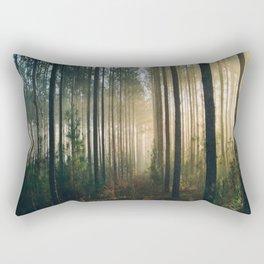 Landscape Photography Rectangular Pillow