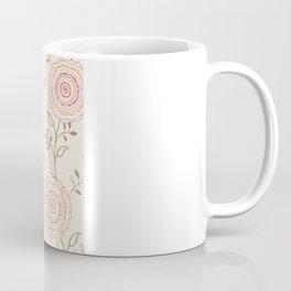 Folky Flowers Coffee Mug