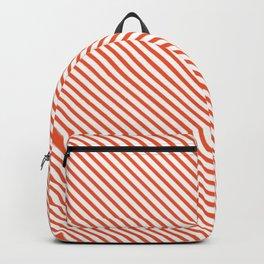Flame Stripe Backpack