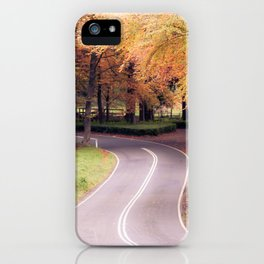 You never know. iPhone Case