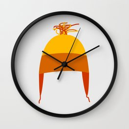 Jayne's Hat (Firefly)  Wall Clock