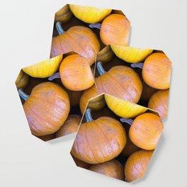 Pile of pumpkins Coaster