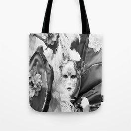 Venetian carnival mask D - Lady Nature Tote Bag
