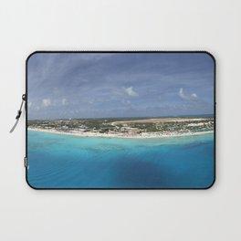 Grand Turk Island Laptop Sleeve