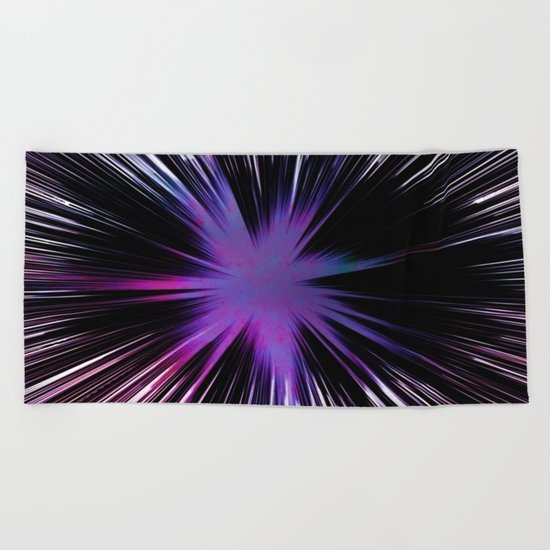 δ Ophiuchi Beach Towel