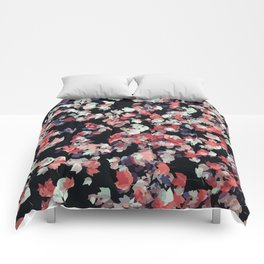 Floral Ecstasy Painting Comforters