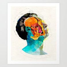 Anatomy [Ellis+Ford] Art Print