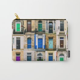 Colorful doors Carry-All Pouch