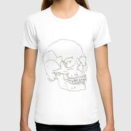 Vamp Skull T-shirt
