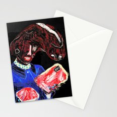 Meat 5. 2015.  Stationery Cards