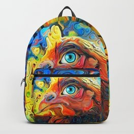 I Have My Eye On You Backpack