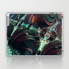 enterprise pattern fractal Laptop & iPad Skin