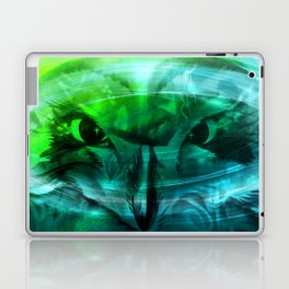 Mele Murals Pueo Laptop & iPad Skin