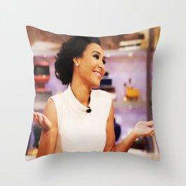 Naya Rivera Throw Pillow