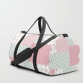 Beautiful Patch 5 Duffle Bag