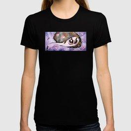 Scott Pilgrim caricature T-shirt