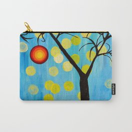 Modern Tree Carry-All Pouch
