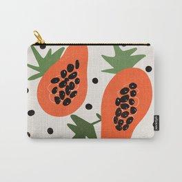 papaya art Carry-All Pouch