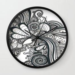 Doodle 1 Wall Clock