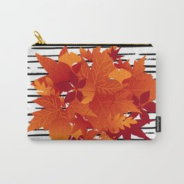 Autumn came Carry-All Pouch