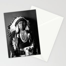 Chief Joseph - Nez Perce Chief - Circa 1900 Stationery Cards
