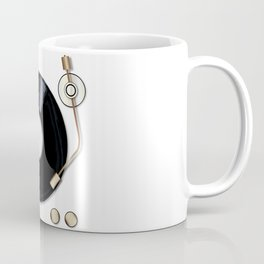 Record Deck Coffee Mug