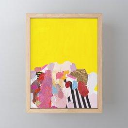 Monumental Framed Mini Art Print