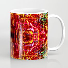 Project 80.2 - Abstract Photomontage Coffee Mug