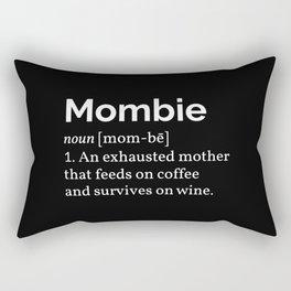 The Mombie I Rectangular Pillow