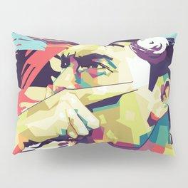Paulo Dybala on WPAP Pop Art Pillow Sham