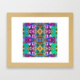 JUNGLEJIM Framed Art Print