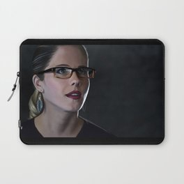 Felicity Smoak - Arrow Laptop Sleeve