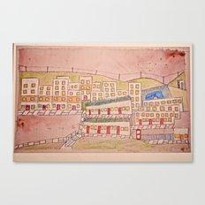 Craigshill. Canvas Print