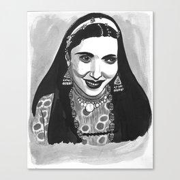 Tahya Carioca Canvas Print