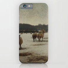 Winter Sheep iPhone 6s Slim Case