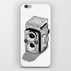 Rolleiflex iPhone & iPod Skin