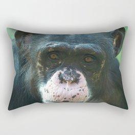 Rosie The Chimpanzee Rectangular Pillow