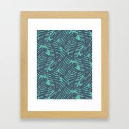 Everything Summer - Leaf Love Framed Art Print