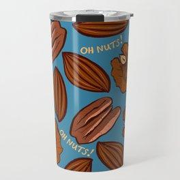 oh nuts! Travel Mug