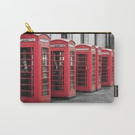 The Phone Boxes  Carry-All Pouch