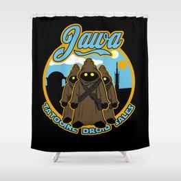 Jawa Shower Curtain