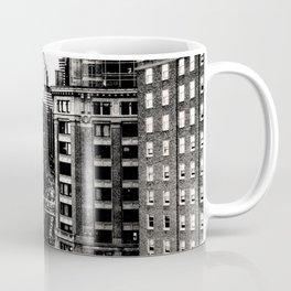 Boston, Massachusetts City Skyline Coffee Mug